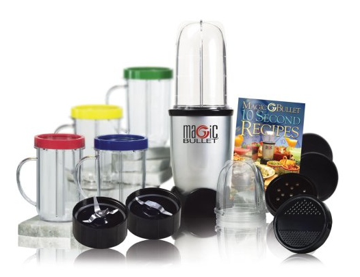 Magic Bullet 17-Piece Express Mixing Set Only $34.99 (Reg. $59.99!)