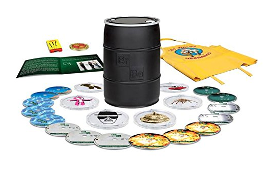 Up to 63% Off Breaking Bad: The Complete Series on Blu-Ray or DVD (Today Only!)