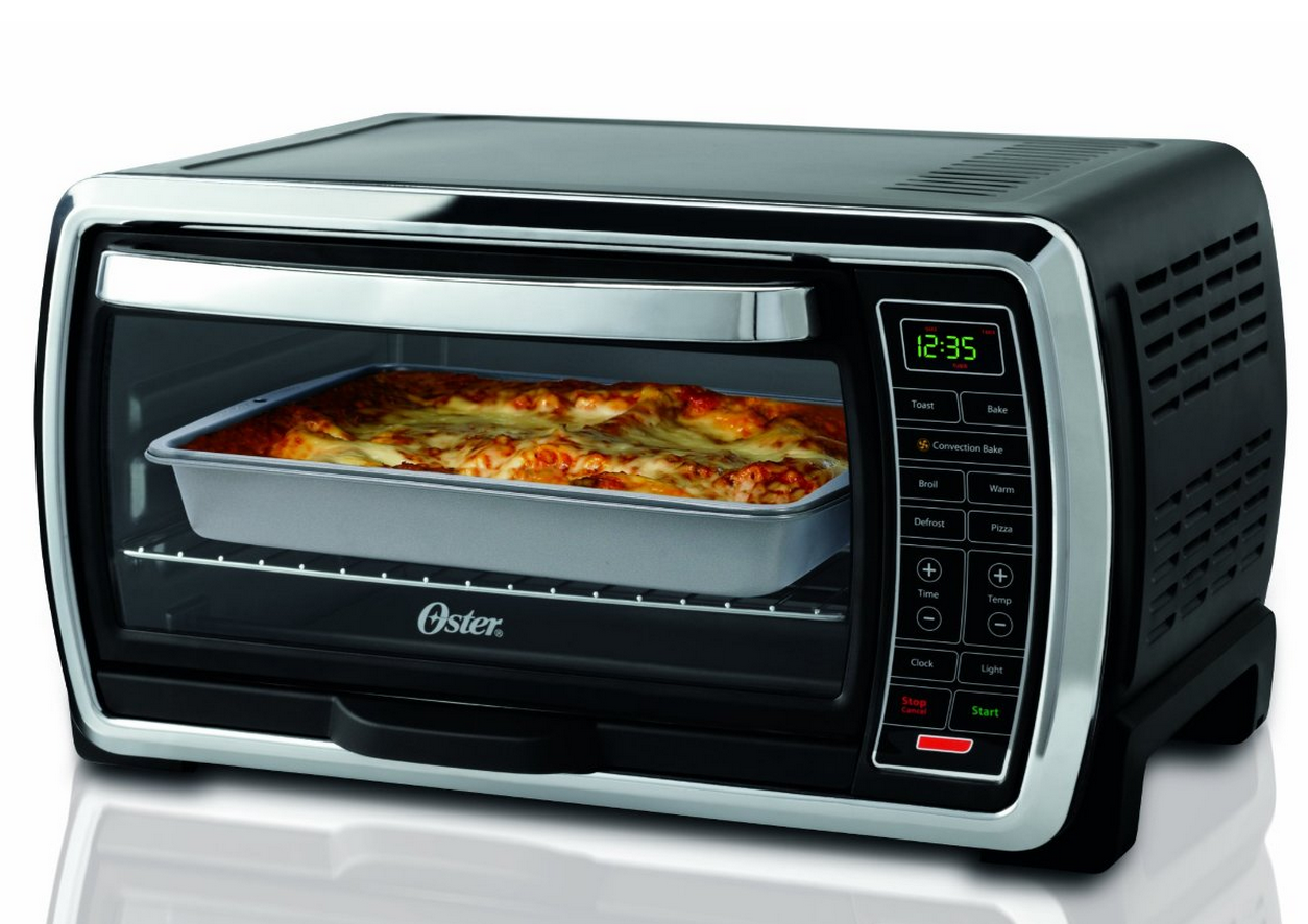 Oster Large Capacity Toaster Oven Only $59.88 (Reg. $114.99!) – Lowest Price!