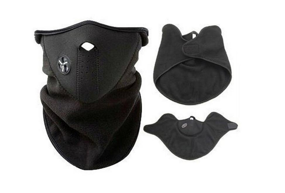 Neoprene Fleece Mask with Neck & Ear Warmer Only $1.86 + FREE Shipping!