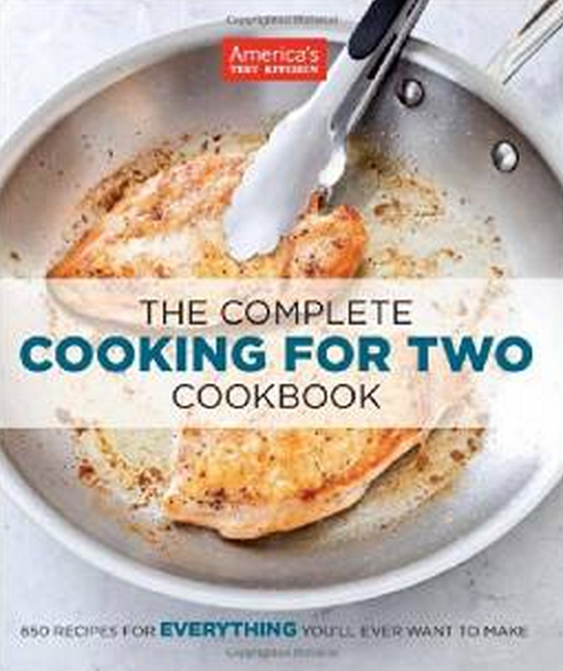 The Complete Cooking For Two Cookbook Only $16.99 (Reg. $29.95!)
