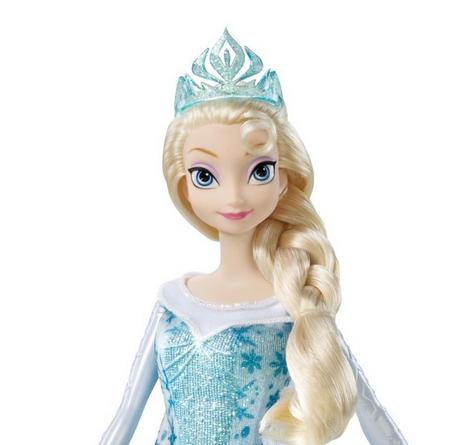 Elsa Sparkle Doll  $14.99 + More!