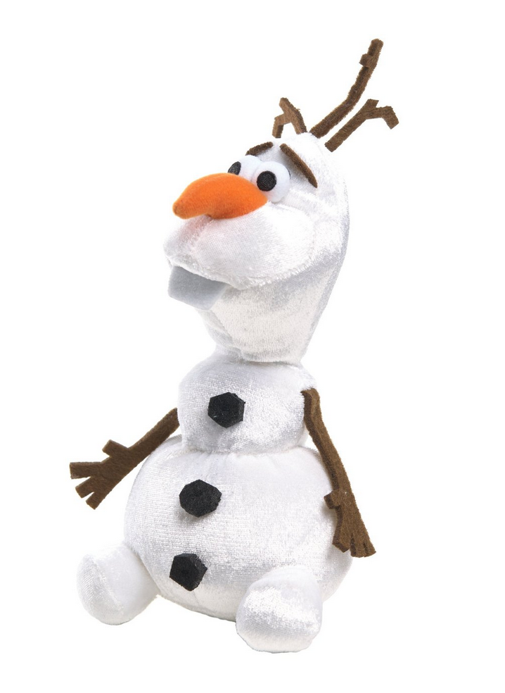 Disney Frozen Bean Olaf Plush Only $10.26!