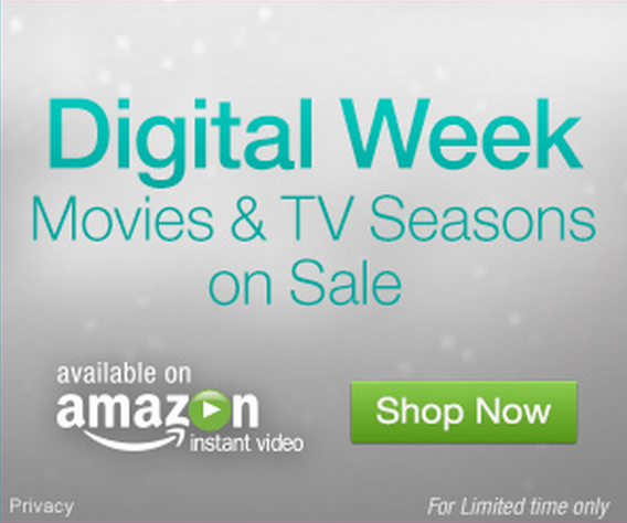 Up to 55% Off Top Movies And TV (Despicable Me, Divergent, and More!)