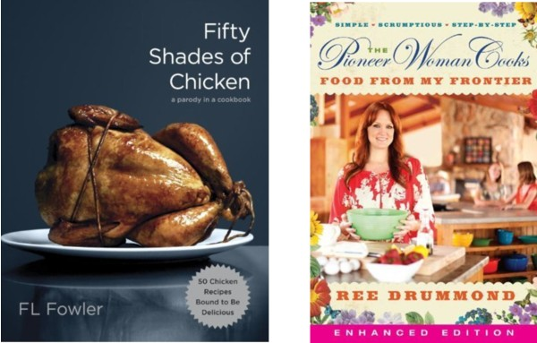 25% Off ANY One Book on Amazon! Includes Best Selling Novels, Cookbooks, and More!