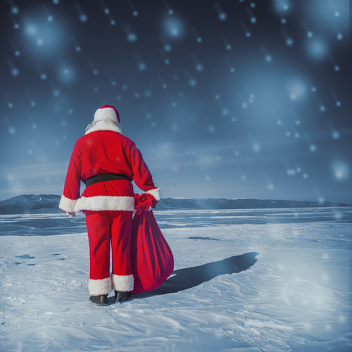 christmas is over via shutterstock - When Is Christmas Over