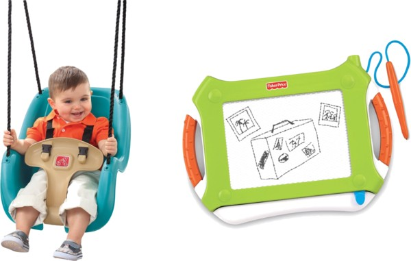 50% Off Select Giftable Toys – Crayola, LeapFrog, Fisher-Price, and More!