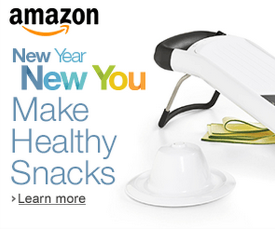 Amazon's New Year, New You Sale!