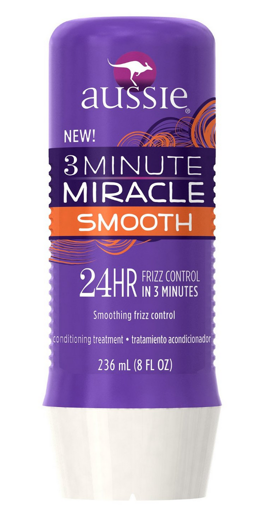 Aussie 3 Minute Miracle Smooth Conditioning Treatment Only $2.97 (Reg. $5.99!)