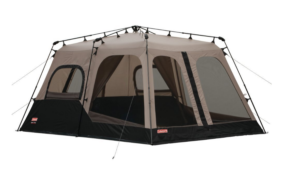 Coleman 8-Person Instant Tent Only $154.99 (Reg. $309.99!) – Lowest Price!