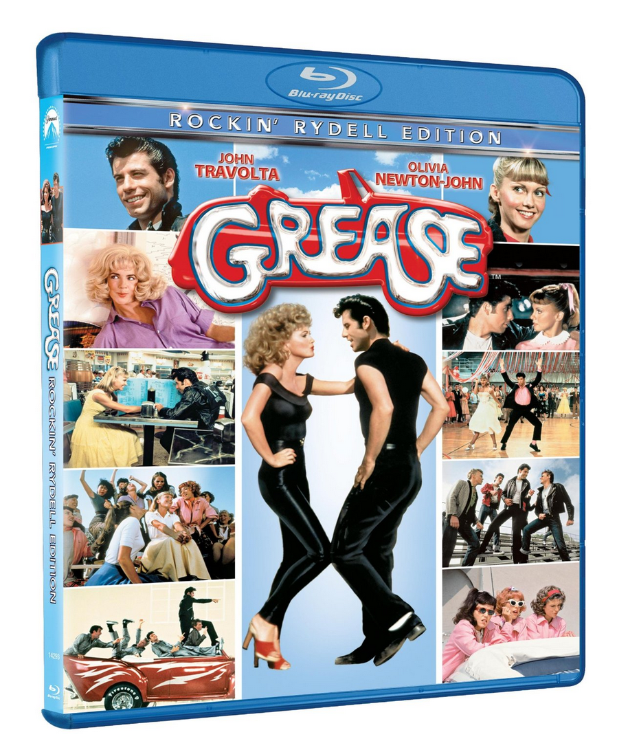 Grease Blu-ray Copy Only $4.99 (Reg. $14.98!)