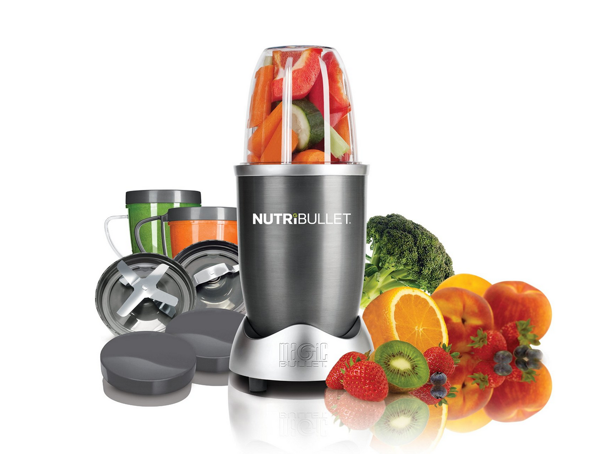 HOT! Magic Bullet NutriBullet 12-Piece High-Speed Blender/Mixer System Only $69.99 Shipped – Lowest Price!