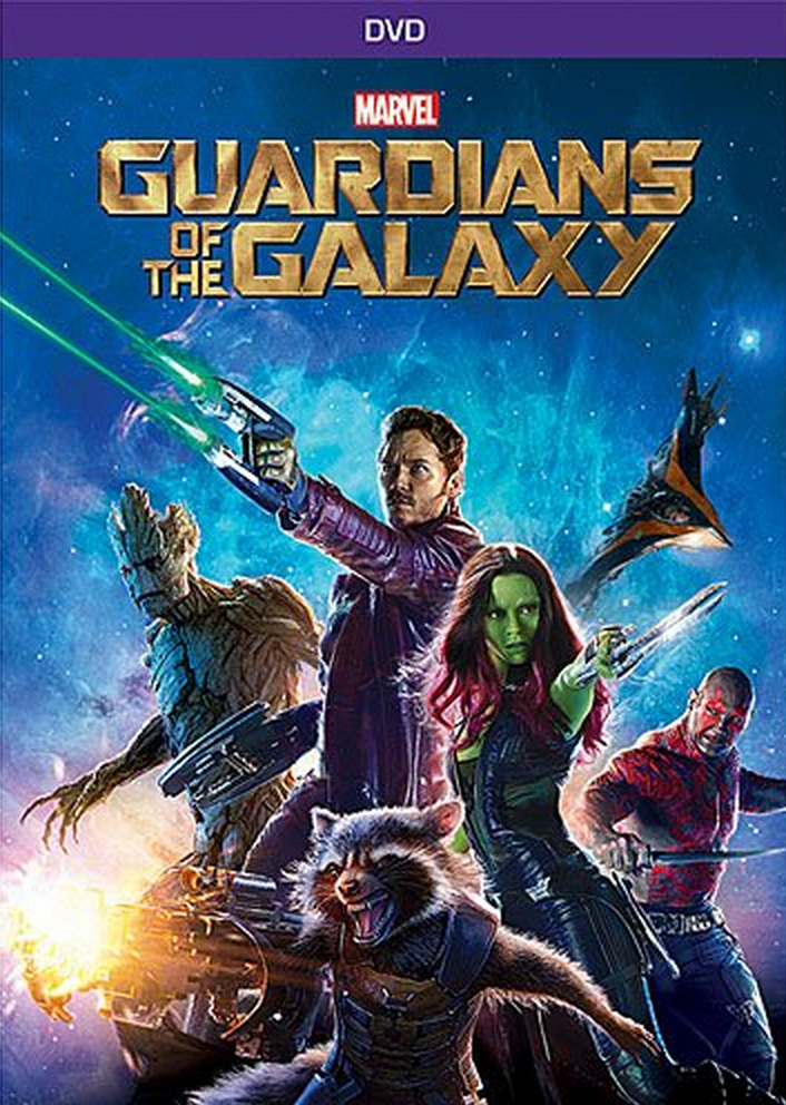 Guardians of the Galaxy DVD Only $14.96 (Reg. $29.99!)