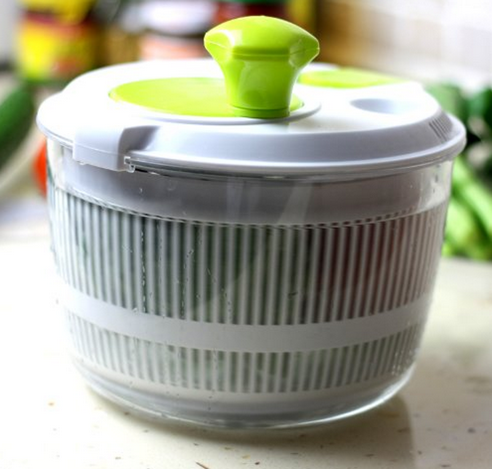 MIU COLOR Salad Spinner Only $14.99 with Promo Code!