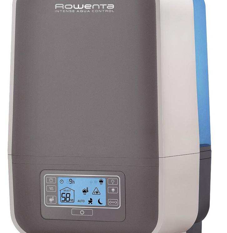 TODAY ONLY! Rowenta Intense Aqua Control Ultrasonic Warm Mist 360 Humidifier Only $99.99 Shipped – Best Price!