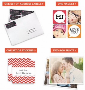 Score a FREE photo gift from Shutterfly today!