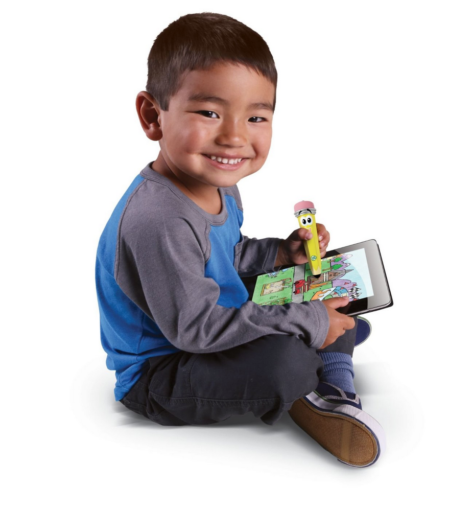 LeapFrog Learn to Write with Mr. Pencil Stylus & Writing App Only $7.48 (Reg. $14.99!) – Best Price!