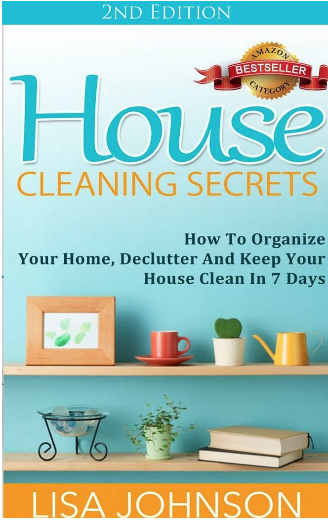 10 Free Ebooks! Includes Living in the Light of Eternity, Italian Cooking from Scratch, House Cleaning Secrets And More!