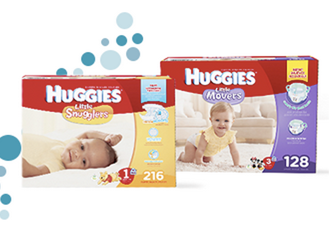 Amazon Mom: 50% Off First Huggies Diapers Purchase (Must Join By February 10th)