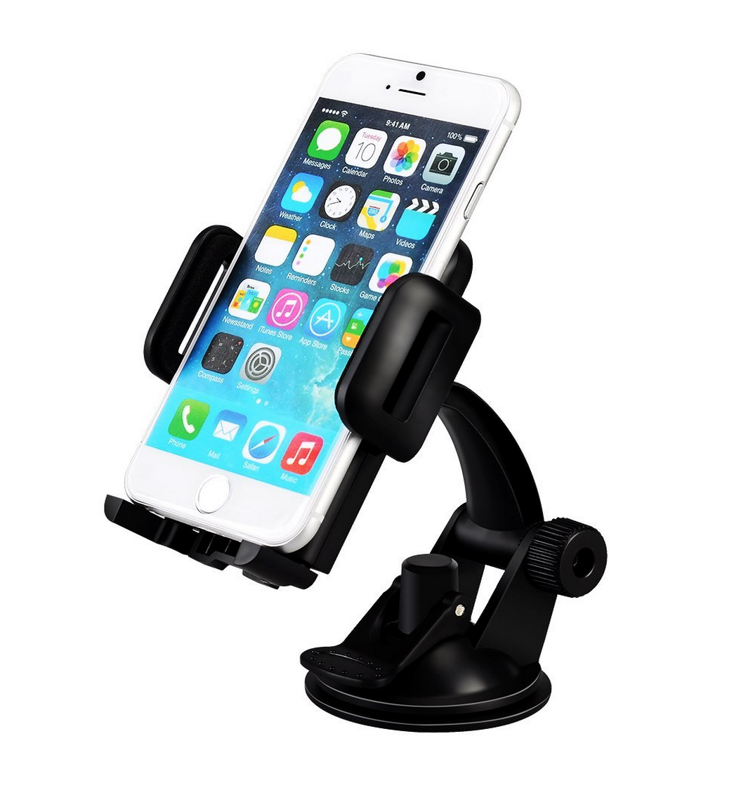 Highly Rated Mpow® Grip Pro Mobile Phone Universal Car Mount Only $9.99 (Reg. $36.99!)