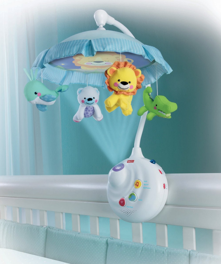 Fisher-Price 2-in-1 Projection Mobile Only $35.09 (Reg. $59.99!) – Best Price!