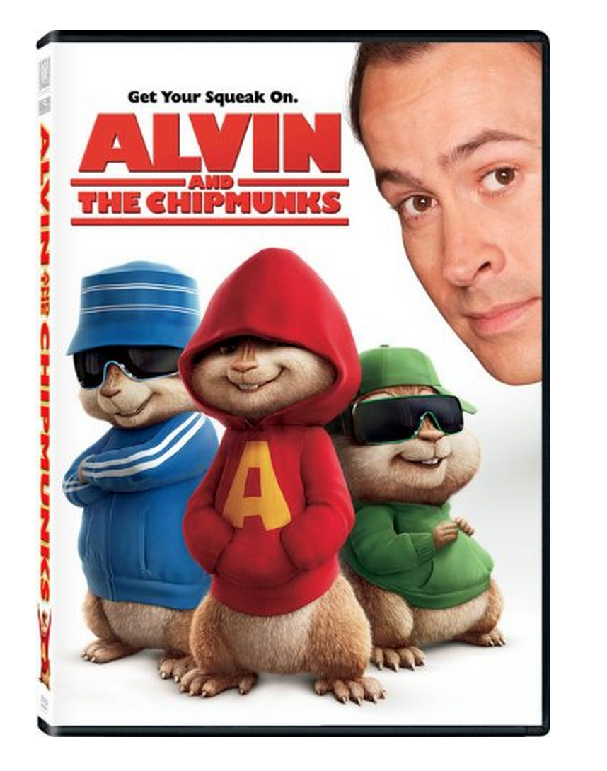 $2.99 DVDs! Alvin and the Chipmunks, The Internship, and More!