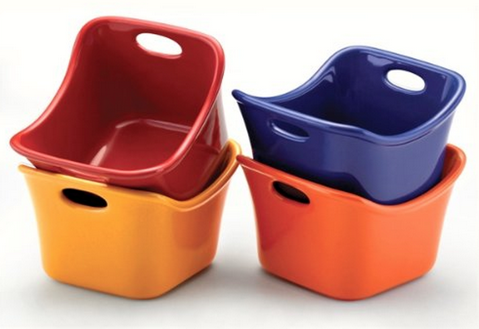 Set of 4 Rachael Ray Bubble and Brown Ramekins Only $8.29 (Reg. $19.99!)
