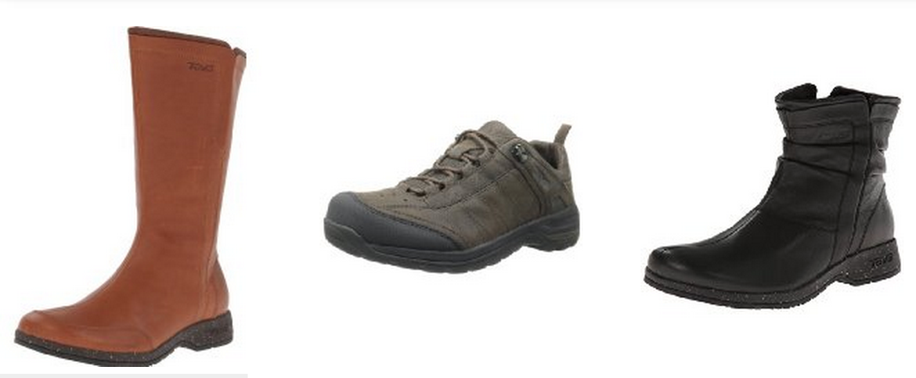 50% Off Teva Shoes and Boots – Prices Start at $49.99!
