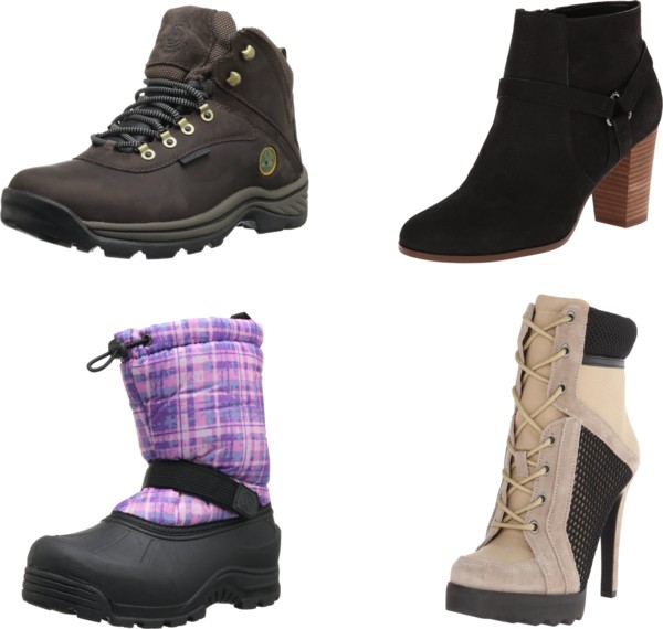 20% Off Select Boots on Amazon with Code 20OFFBOOTS – Save on Steve Madden, Columbia and More!