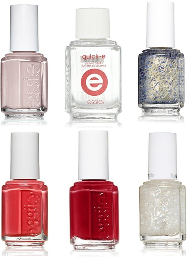 Buy 3 Get One FREE Essie Nail Polish – Quick Drying Drops, Base Coats, Top Coats and More!