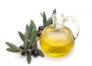 Olive Oil via Shutterstock