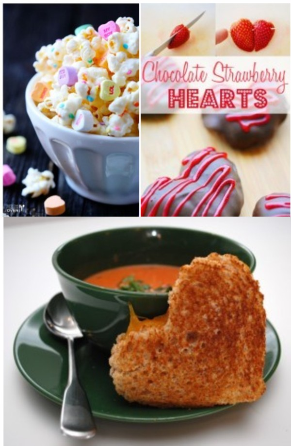 10 Easy and Frugal Valentine's Day Recipes!