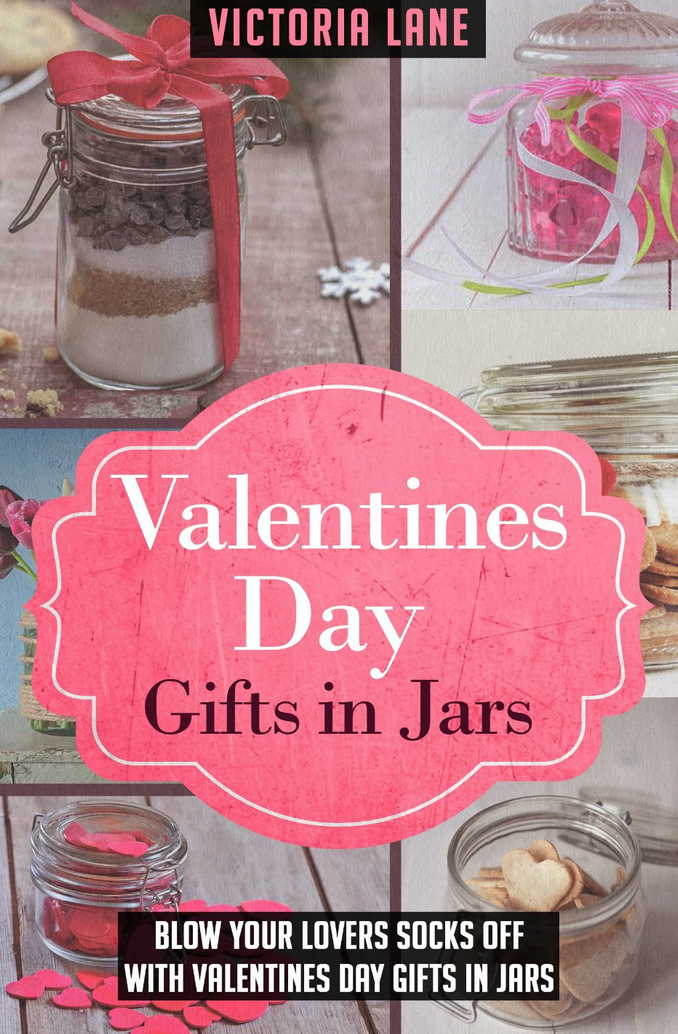 DIY Valentine's Day Gifts in Jars eBook Only $2.99 (Reg. $7.99!)