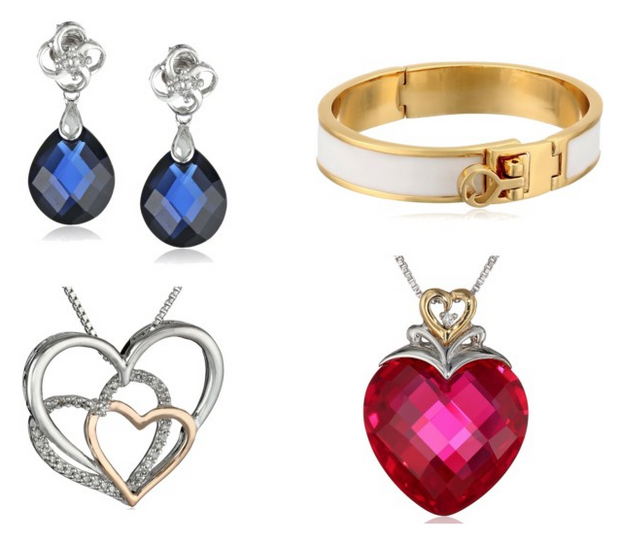 70% Off Jewelry on Amazon + FREE One Day Shipping (Prices Start at Just $15.99!)