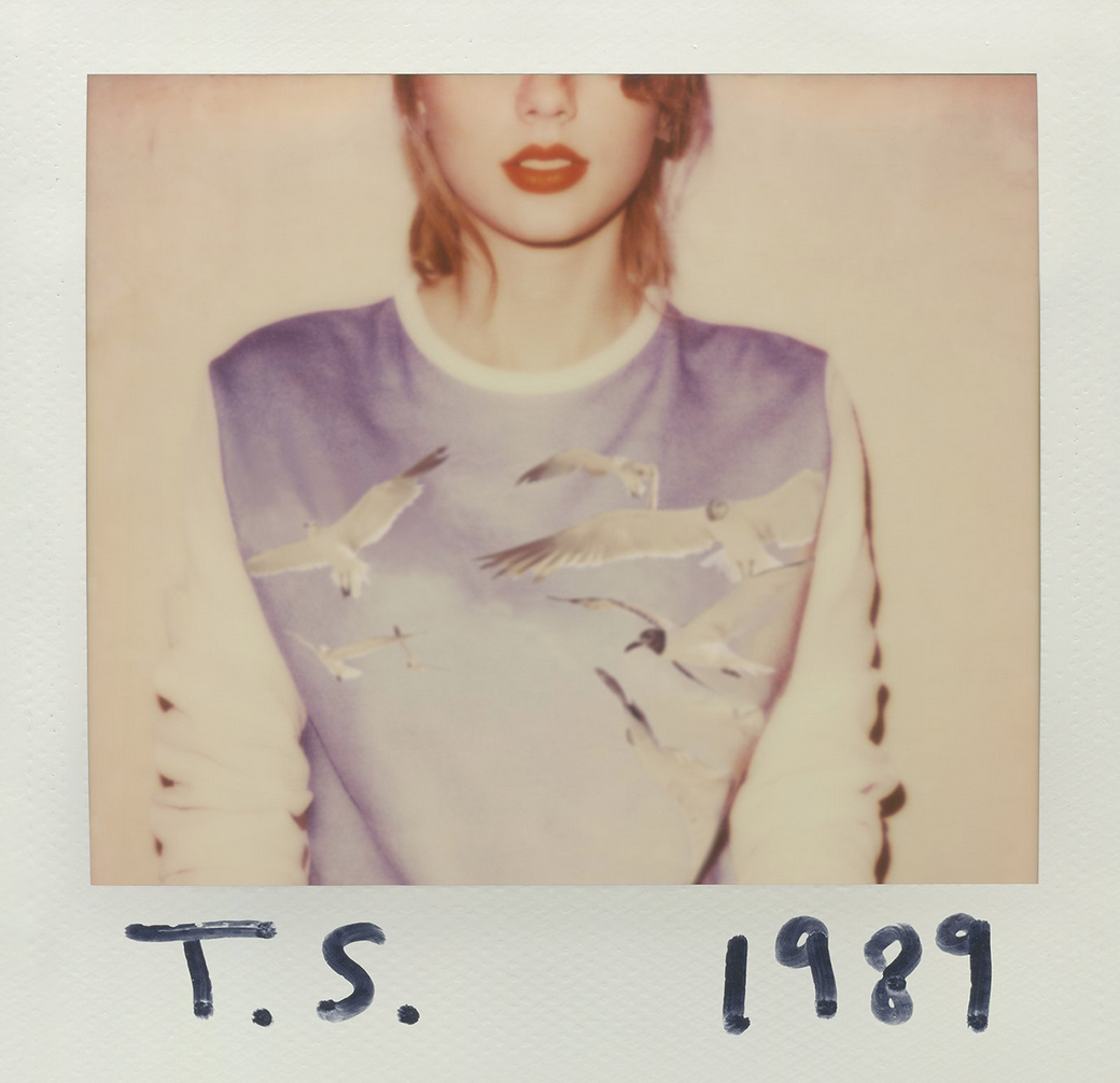 Taylor Swift's 1989 Audio CD Only $9.99!