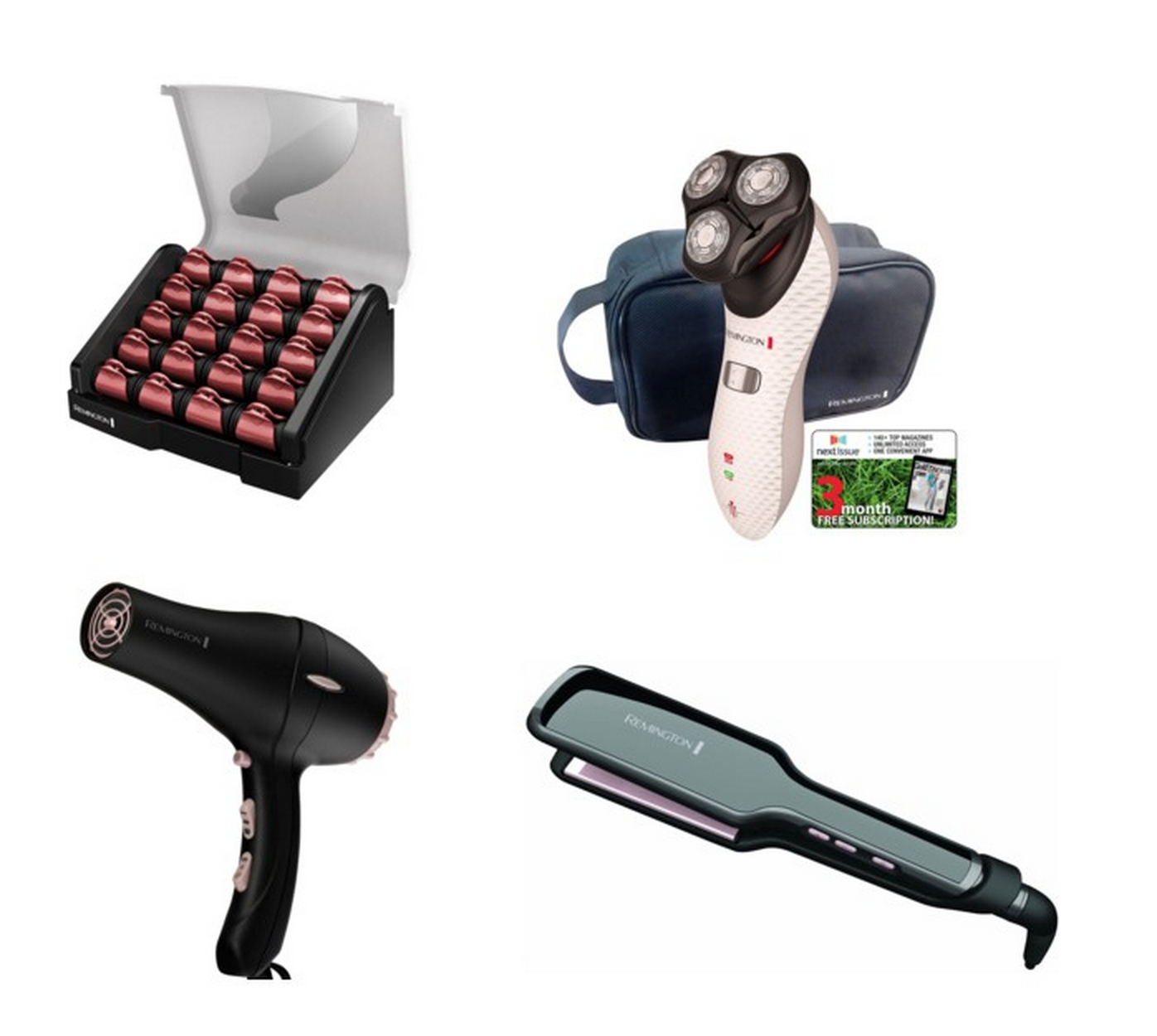 Up to 50% Off Remington Hair Tools and Shaving Products for Men & Women!