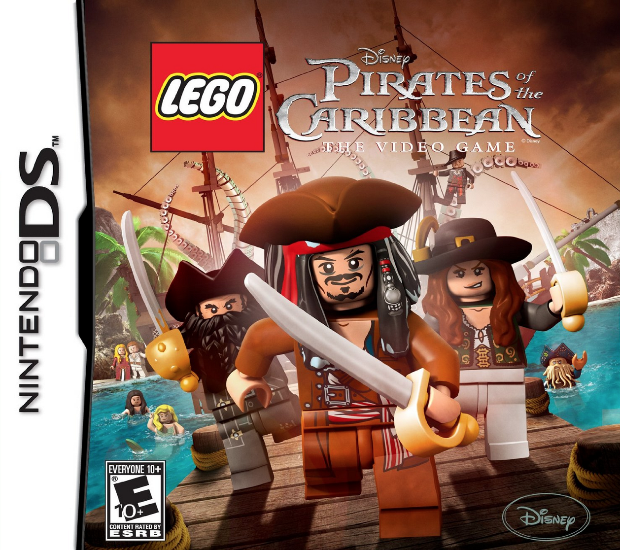 LEGO Pirates of the Caribbean – Nintendo DS Only $7.99 (Reg. $19.99!)