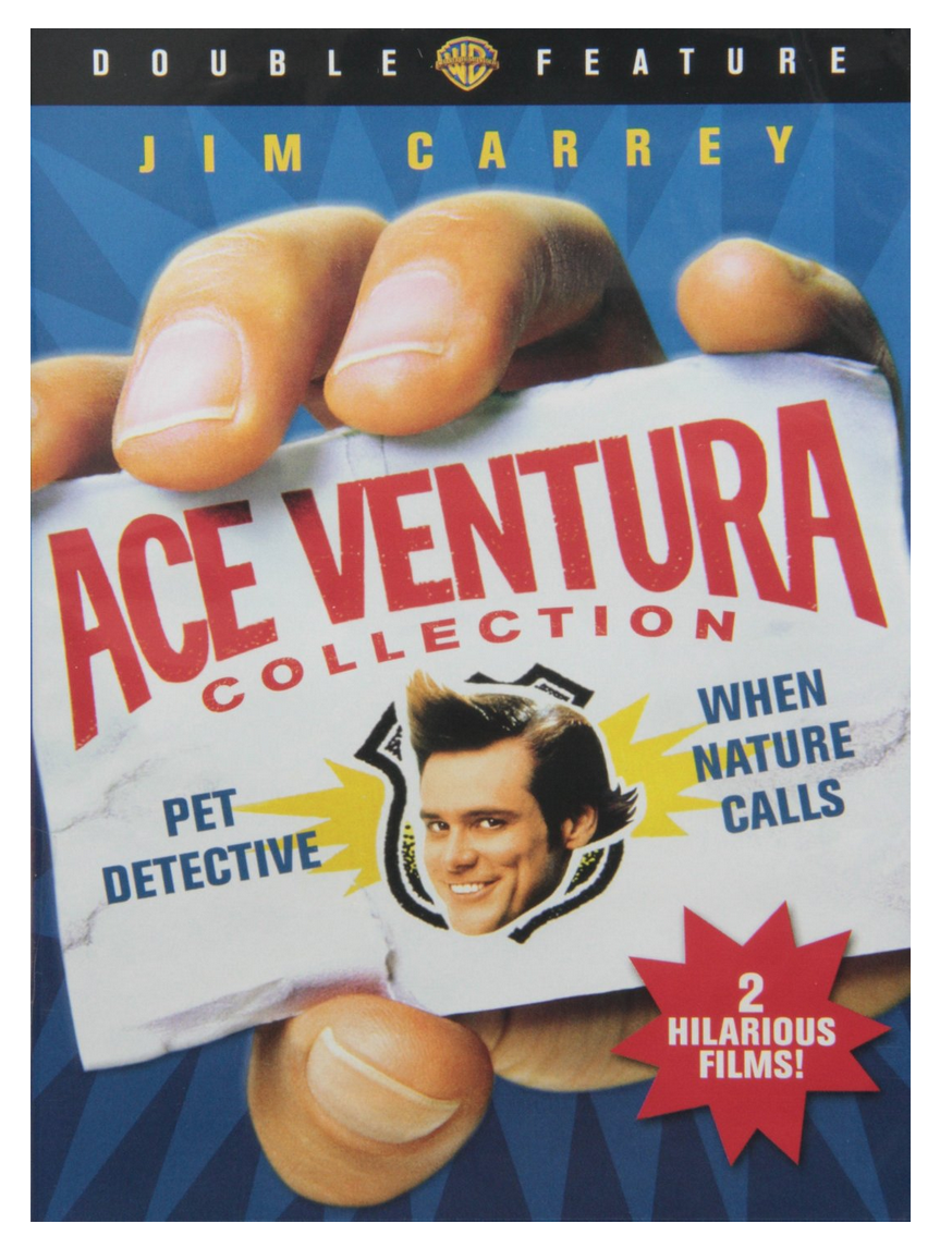 Ace Ventura: Pet Detective / When Nature Calls DVD Only $4.99 (Reg. $14.96!)