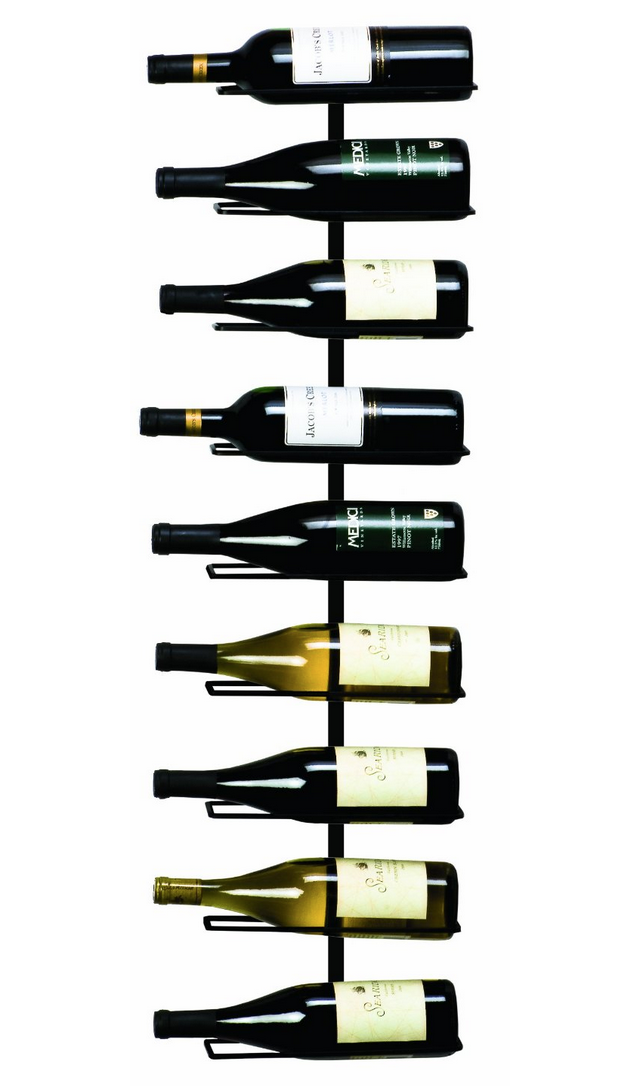 Highly Rated Wall Mount Wine Rack Only $24.29 (Reg. $42.95!)