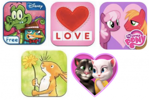 Snag FREE Valentine's Day iTunes apps today!