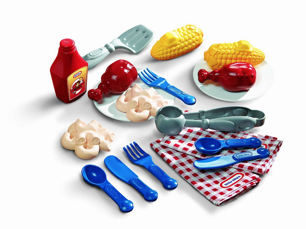 Little Tikes Backyard Barbeque Backyard Picnic Only $5.56 (Reg. $12.99!)