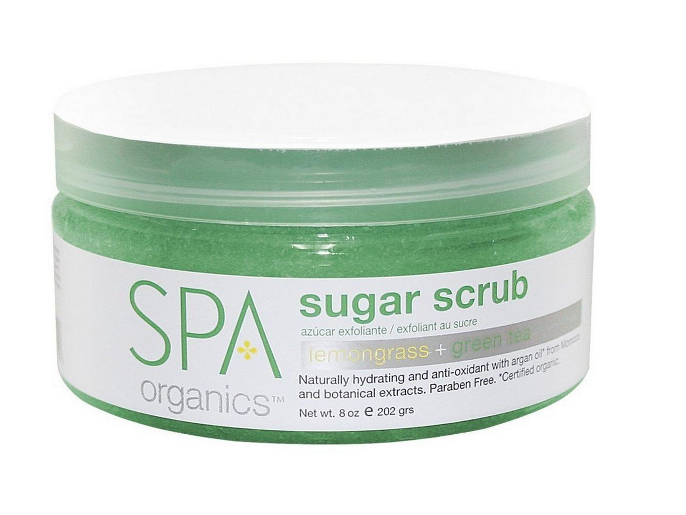 BCL Spa Lemongrass and Green Tea Sugar Scrub Only $9.99 (Reg. $28!)