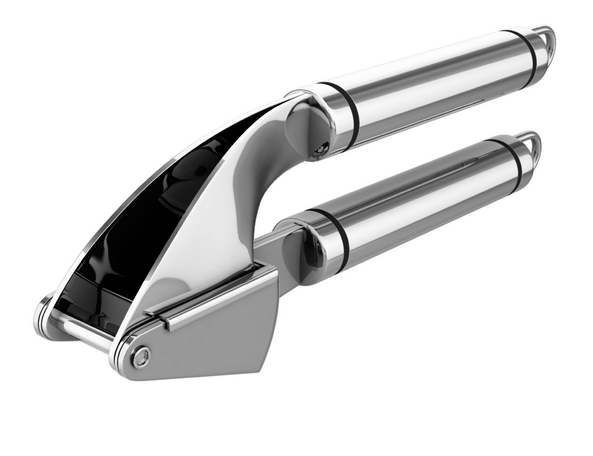 Highly Rated Stainless Steel Garlic Press Only $17.87 (Reg. $45!)