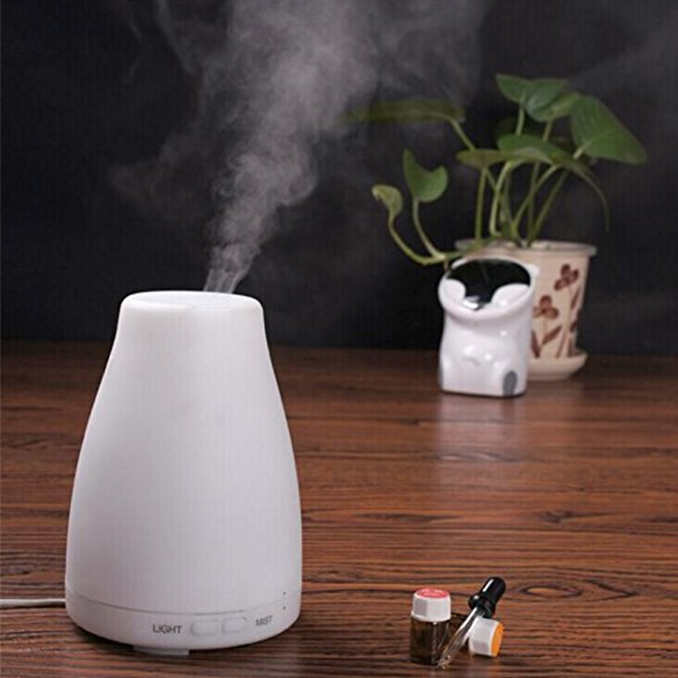 Highly Rated Ultrasonic Aromatherapy Essential Oil Diffuser Only $32.99 (Reg. $79.99!)
