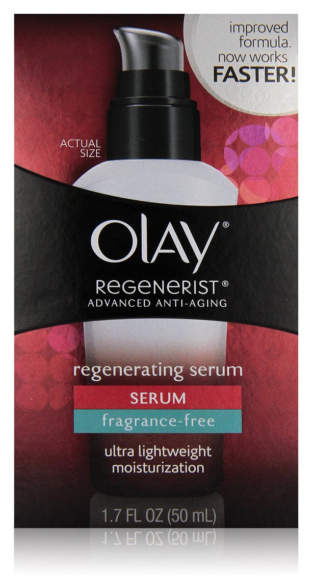 Olay Regenerist Daily Regenerating Serum Fragrance Free Moisturizer Only $9.34 + FREE Shipping – Best Price