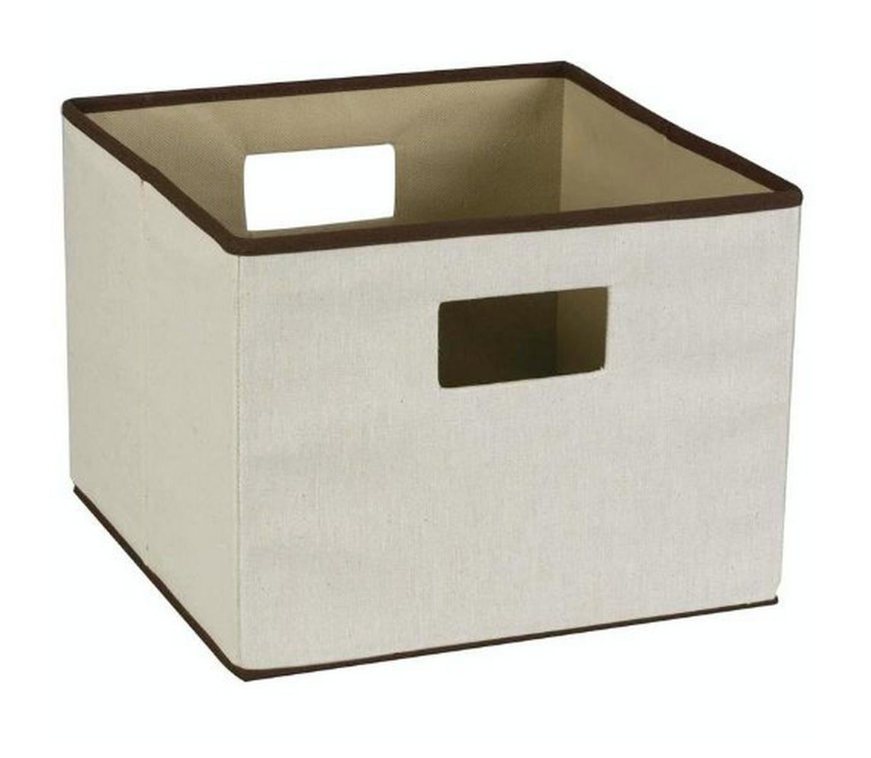 Household Essentials Storage Bin with Handles Only $7.99 (Reg. $11.99!)