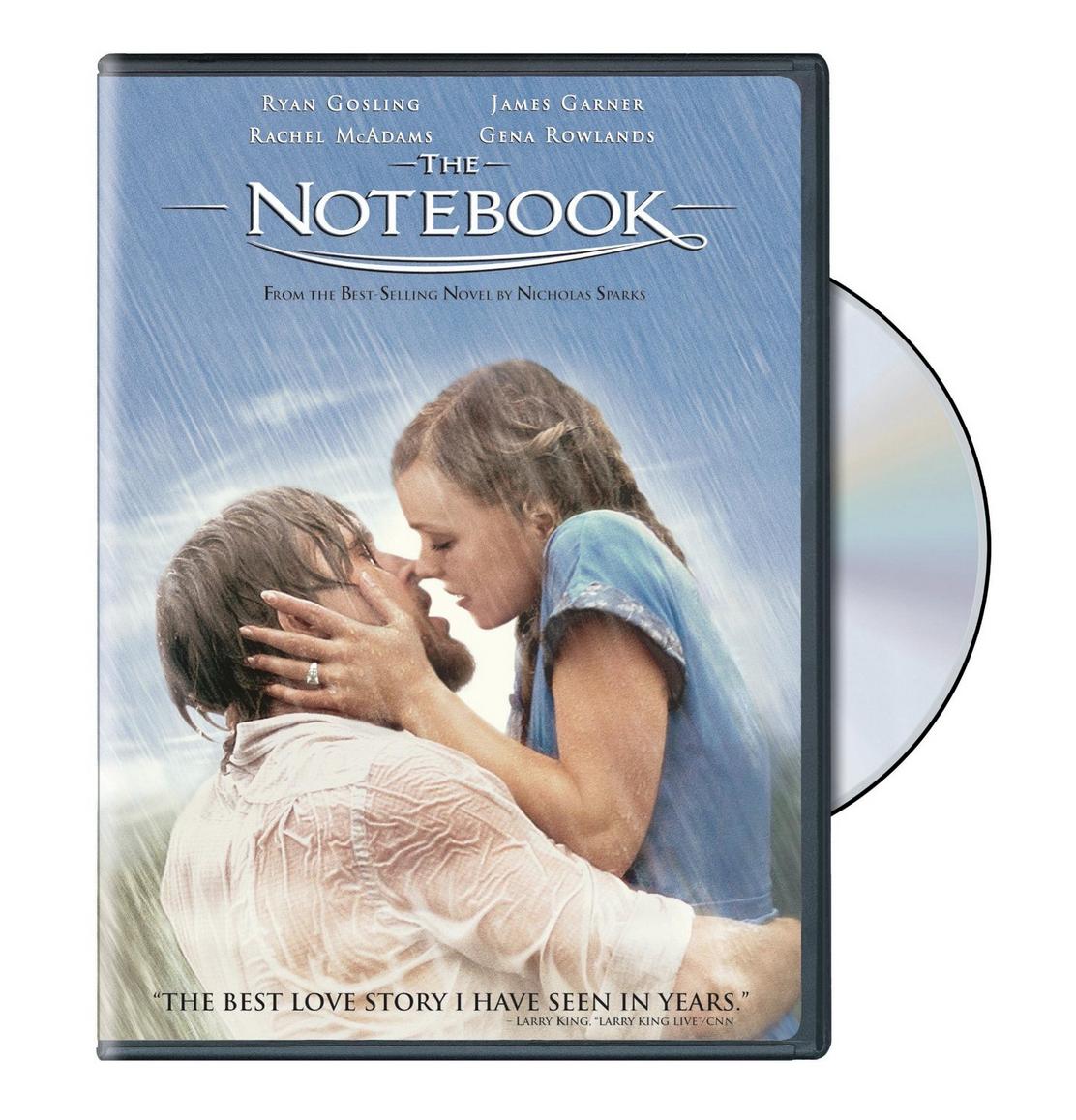 The Notebook DVD Only $4.99 (Reg. $9.97!)