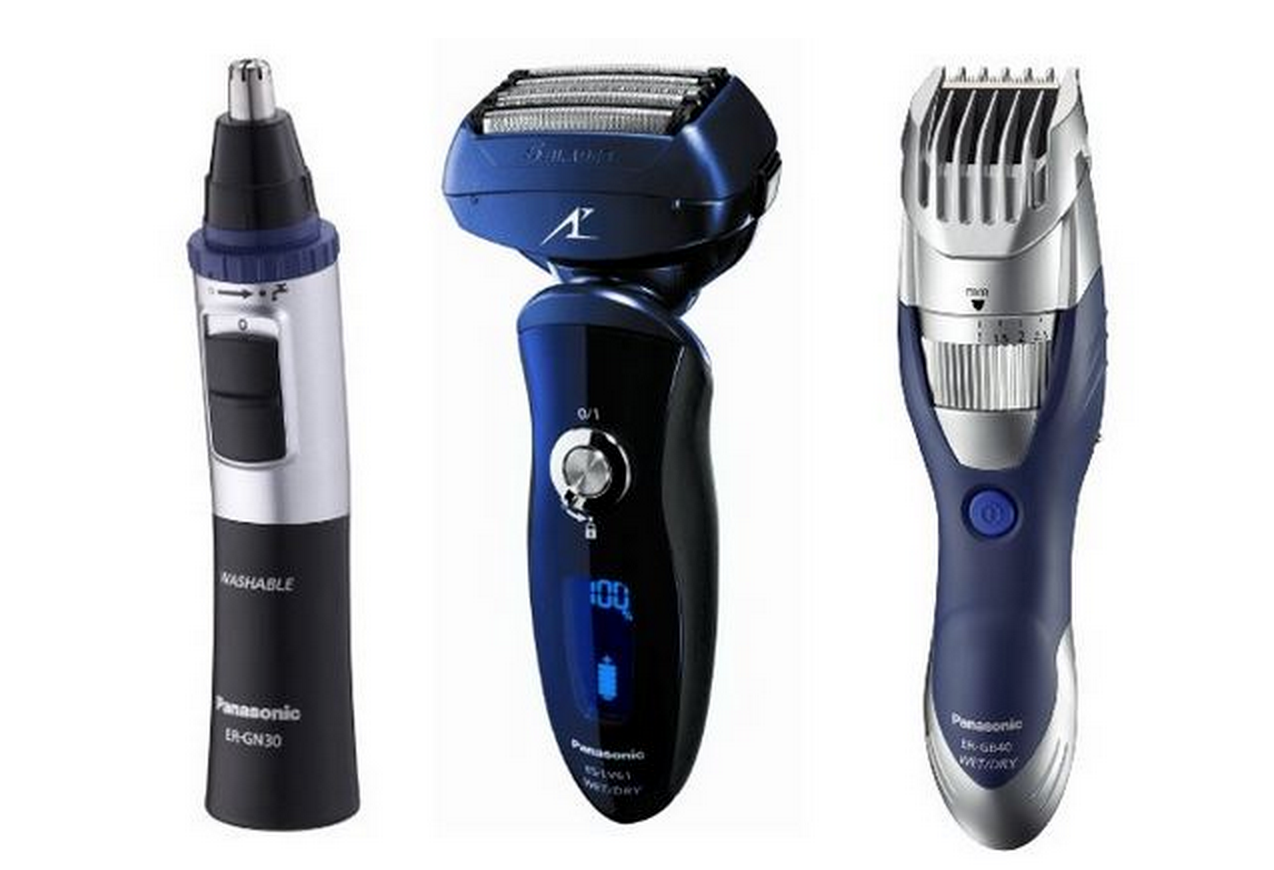 50% Off Panasonic Men's Grooming Products! Prices Starting at $9.99!