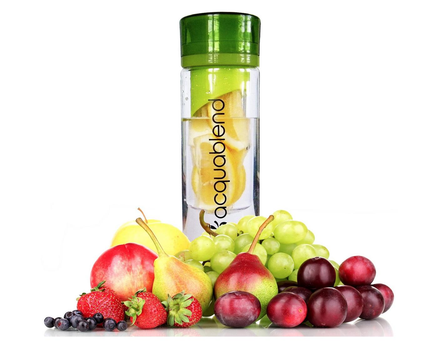24 Oz. Premium Fruit Infuser Water Bottle Only $17.99 (Reg. $35.99!)