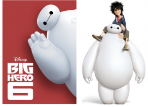 Score a FREE Big Hero 6 DVD today!